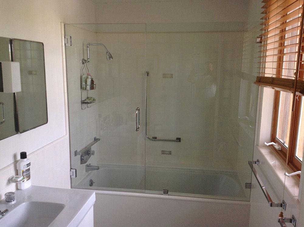 Shower Doors Costa Mesa Frameless Shower Glass Costa