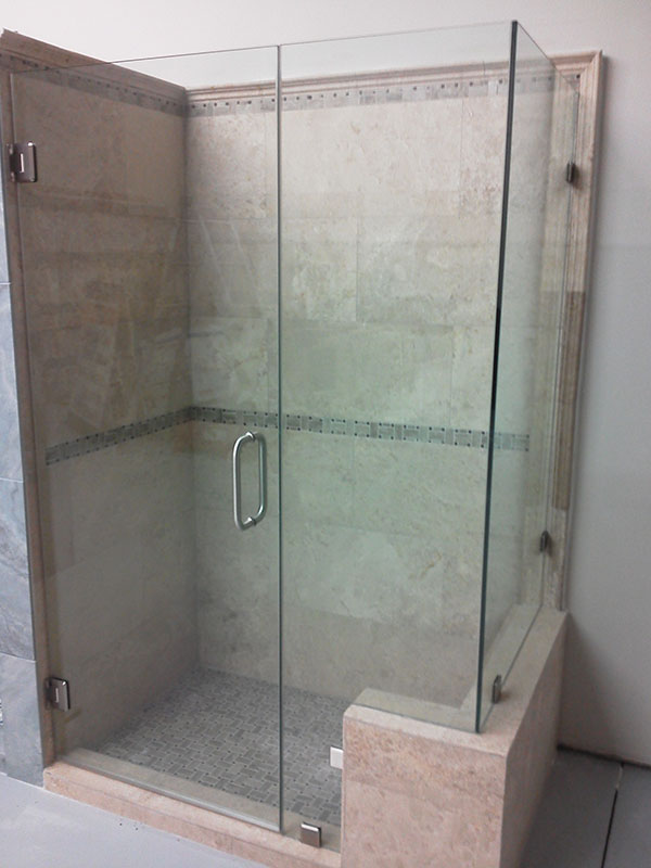 Shower Doors Lake Forest - Frameless Shower Glass Lake Forest, CA ...