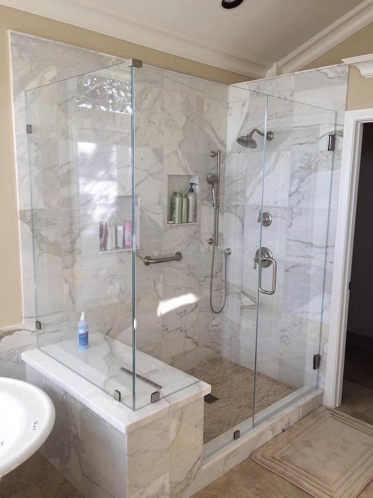 Shower Doors Orange County Frameless Shower Glass In Oc