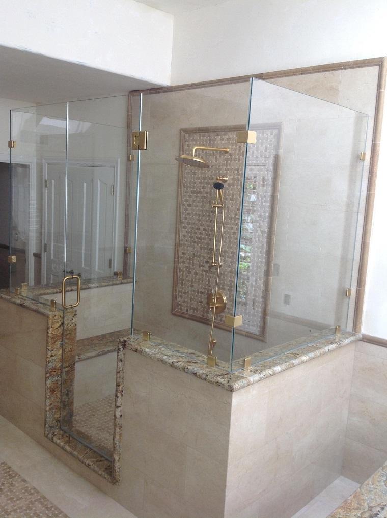 Shower Doors Orange County Frameless Shower Glass In Oc California