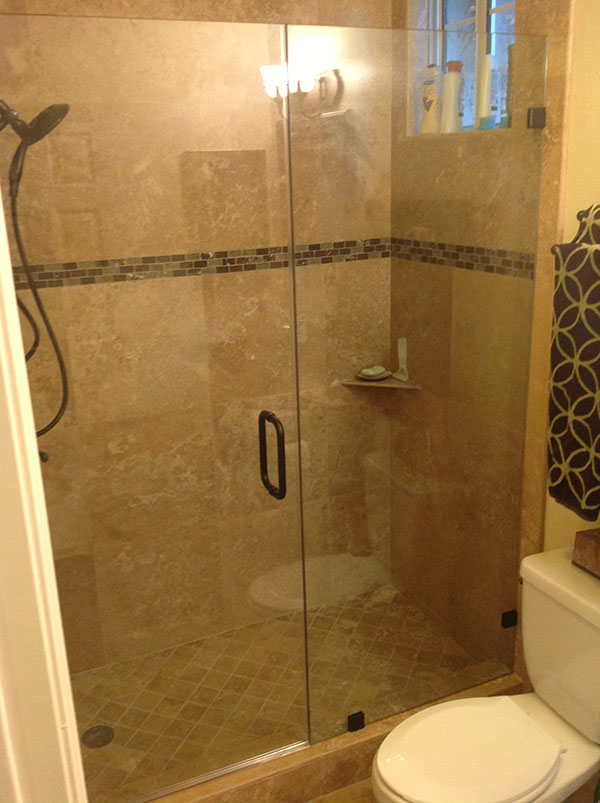 Frameless Shower Glass Panel Price Shapeyourminds