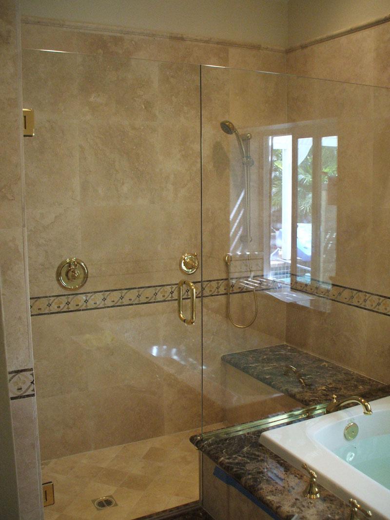 Shower Doors Placentia - Frameless Shower Glass Placentia, CA ...